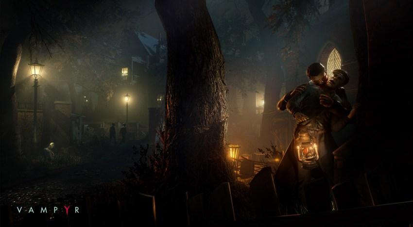 صور جديدة للعبة Vampyr بيظهر فيها Dr. Jonathan Reid بطل اللعبة