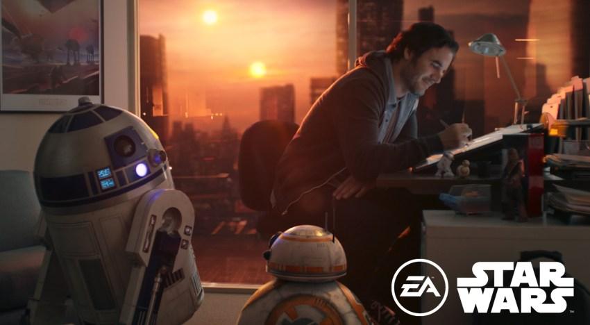 توضيح من EA لمستقبل العناوين الخاصة بأسم Star Wars في المستقبل