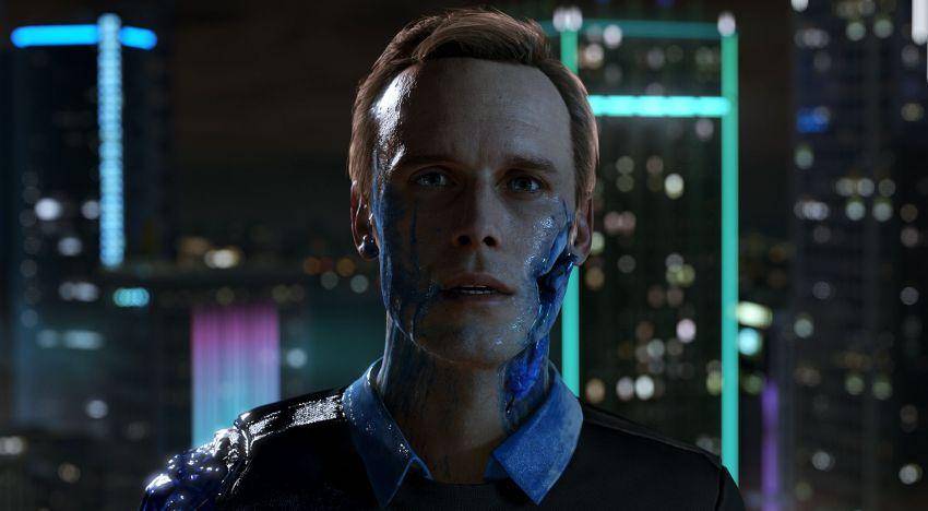 استعراض شخصيات جديدة قابلة للعبة في Detroit: Become Human  #بلايستيشن_E3