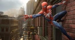 استعراض جيمبلاي لعبة Spider Man الحصرية للـPS4 لاول مرة  #بلايستيشن_E3