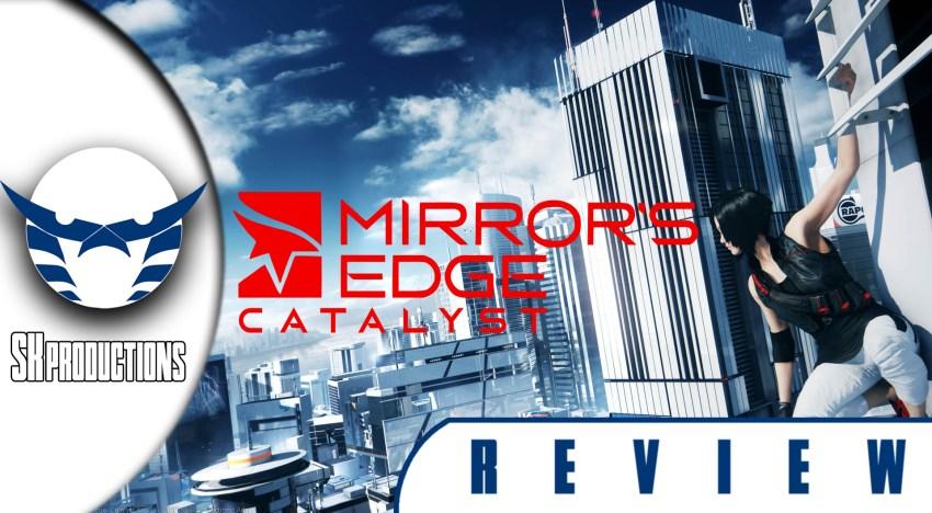 مراجعة لعبة Mirror's Edge Catalyst