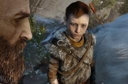 فيديو جديد للعبة God of War عن دور Atreus وسط الـGameplay