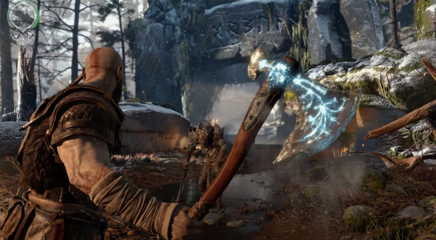 تفاصيل جديدة عن الـ Gameplay في لعبة God of War من تغطية موقع Gameinformer