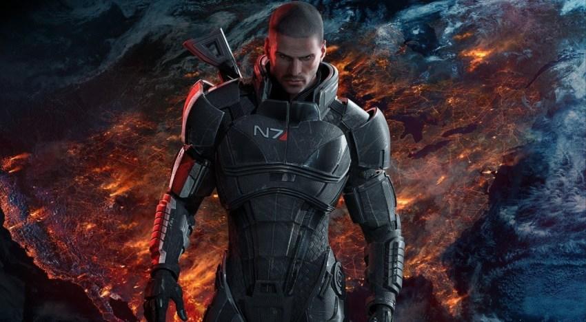 نهاية Mass Effect 3 غير مؤثرة علي احداث Mass Effect: Andromeda