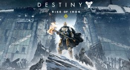 الاعلان عن اضافة Rise Of Iron بشكل رسمي للعبة Destiny و تحديد تفاصيل محتواها
