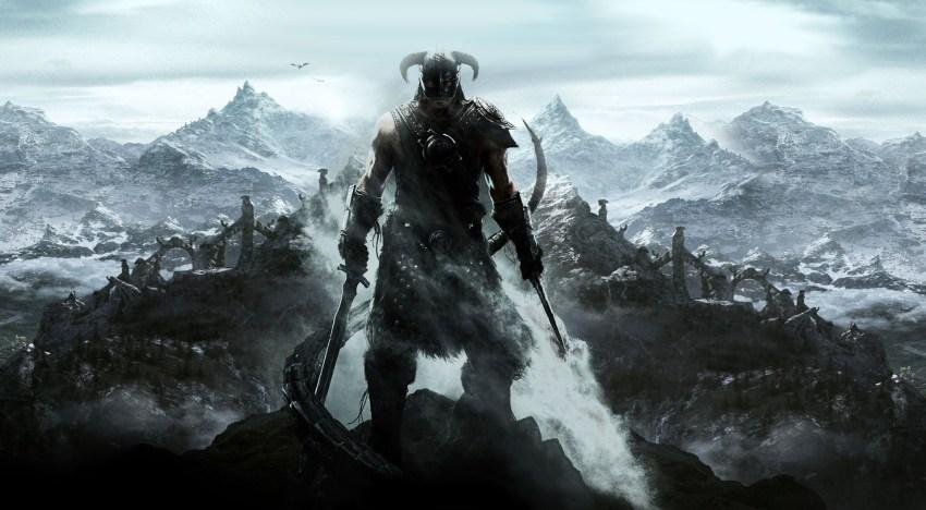 التأكيد اكتر علي وجود Remaster للعبة Skyrim من متجر بريطاني