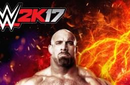 الاعلان عن WWE 2K17 و Goldberg هيبقى متاح في اللعبة