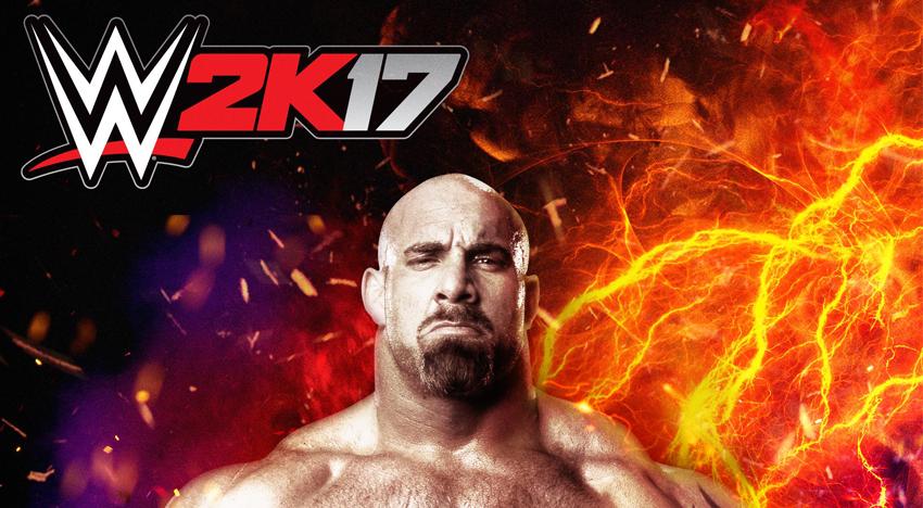 عرض اطلاق WWE 2K17