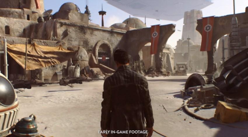اول تفاصيل و صور فنية للعبة Visceral Games الخاصة بـStar Wars و تأثرها بسلسلة Uncharted