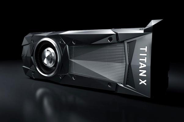 الاعلان عن كرت Titan X جديد بسعر 1200 دولار