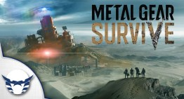 الانطباع و رأيي عن Metal Gear Survive