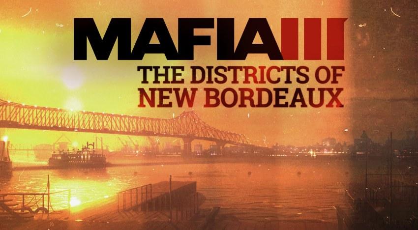 عرض جديد عن ضواحي New Bordeaux الخاصة بـMafia III