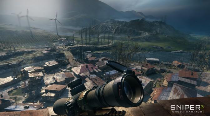 عرض جيمبلاي جديد للعبة Sniper Ghost Warrior 3 من Gamescom