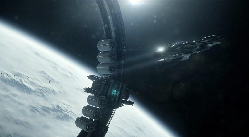 استعراض مبهر للتنقل بين الكواكب و الجوانب المنوعة في جيمبلاي لعبة Star Citizen
