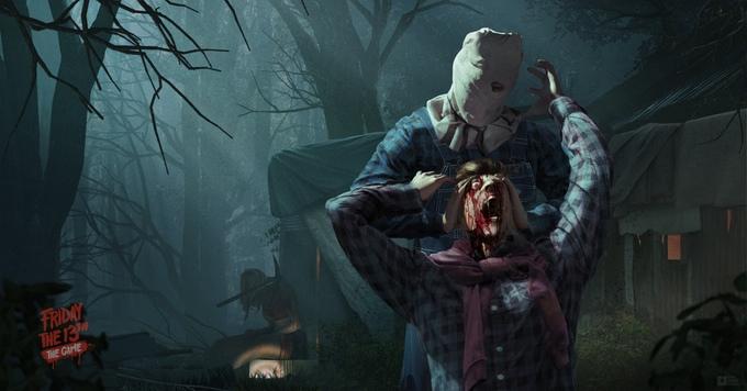 عرض جديد من لعبة Friday the 13th يورينا الدموية الشديدة  في اللعبة