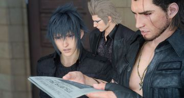 استعراض تحسينات الفصل الـ13 للعبة Final Fantasy XV من خلال فيديو جديد