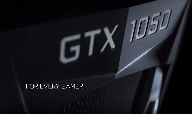 الاعلان عن كروت GTX 1050 و GTX 1050 Ti من Nvidia