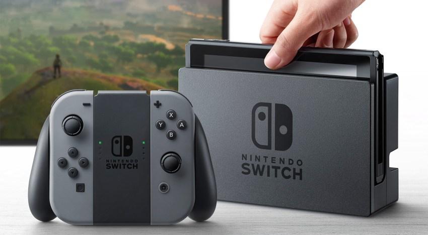"""تسريب سعر الـNintendo Switch من خلال موقع Toys """"R"""" Us"""