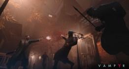 لعبة Vampyr ستقدم محتواها الكامل بدون اى اضافات فى المستقبل بعد صدور اللعبة