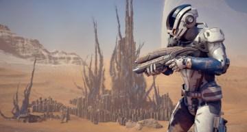 Mass Effect Andromeda هتسمحلك تطور و تصنع الاسلحة و تسميها بأي اسم