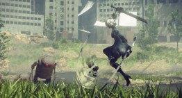 فيديو جديدة لعرض الاسلحة و الـCombos و جانب كبير من جيمبلاي لعبة Nier Automata