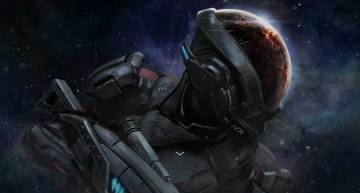 لعبة Mass Effect Andromeda هتقدم مدة لعب اضخم من Mass Effect 3