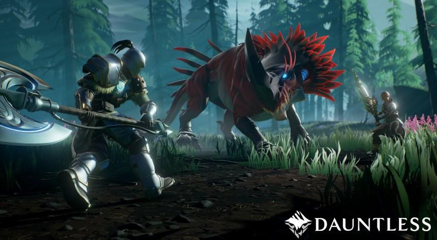 الاعلان عن Dauntless من مطورين سابقين للعبة League of Legends
