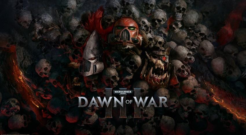 أول عرض جيمبلاي للعبة Dawn of War 3 بيستعرض الـOrk Faction