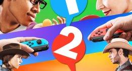 الكشف عن أول حصريات الـNintendo Switch وهي لعبة Party game اسمها 1-2-Switch