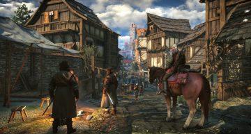 عرض دعائي جديد لـGraphical Mod للعبة The Witcher 3 بيعدل مستوي الاضاءة بشكل اكتر من ممتاز
