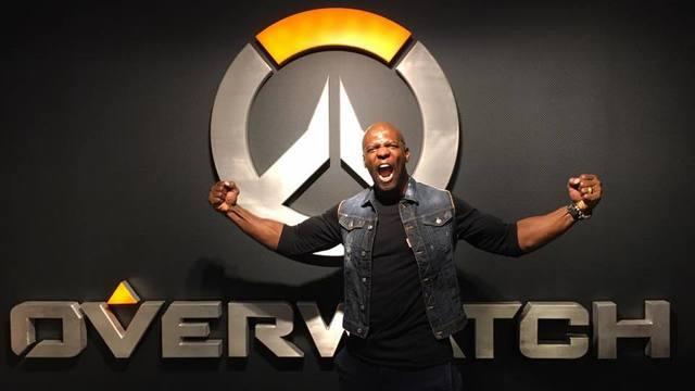 الممثل Terry Crews يلمح بشكل كبير لتمثليه دور شخصية جديدة في لعبة Overwatch