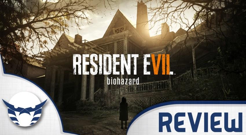 مراجعة Resident Evil 7 Biohazard