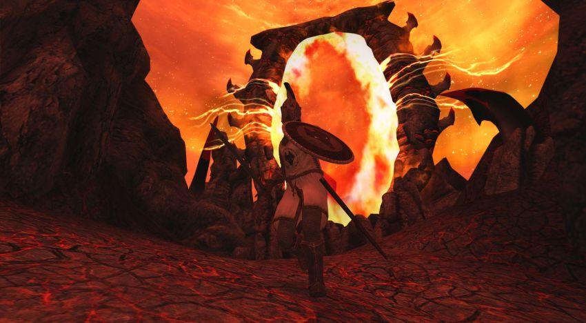 فيديو جديد لعملية تطوير SKYBLIVION Mod للعبة Elder Scrolls Skyrim