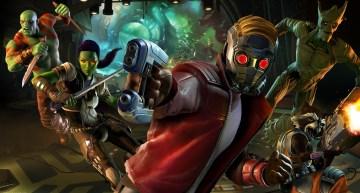 تحديد موعد اصدار الحلقة الاولي من لعبة Telltale Guardians of the Galaxy