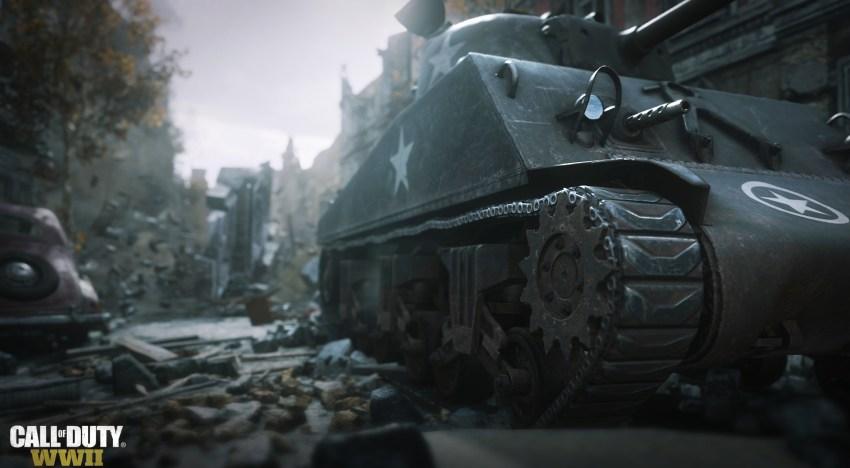 فيديو جديد عن استعراض الرؤية وراء تصميم لعبة  Call of Duty: WW2
