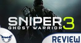مراجعة Sniper Ghost Warrior 3