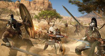 اول عرض سينمائي CGI لقصة لعبة Assassin's Creed Origins