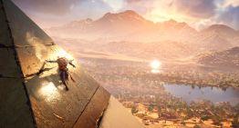 موجات الحرارة في الصحراء مؤثرة علي حركتك في Assassins's Creed Origins