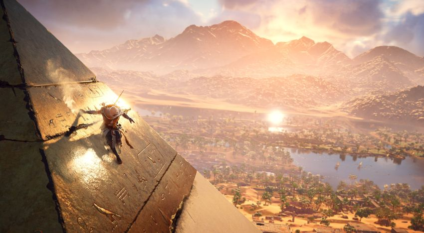 الكشف عن عرض جديد لـAssassin's Creed Origins خلال مؤتمر Ubisoft E3 2017