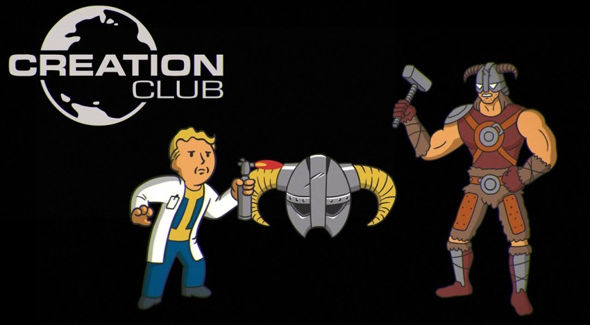 Bethesda تعلن عن خدمة جديدة باسم Creation Club خاصة بـFallout 4 و Skyrim