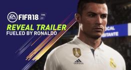 الإعلان عن معاد اصدار و تفاصيل FIFA 18 بمشاركة RONALDO