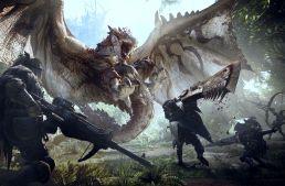 تحديد موعد اصدار لعبة Monster Hunter: World