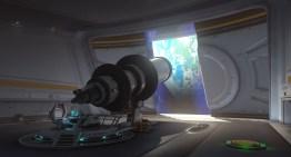خريطة جديدة للعبة Overwatch علي سطح القمر اسمها Horizon Lunar Colony