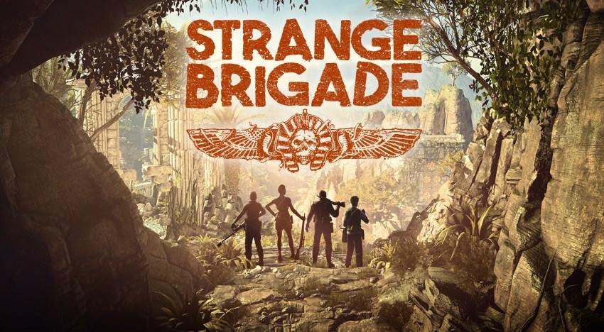 ستوديو Rebellion مطوري Sniper Elite يعلنوا عن Strange Brigade
