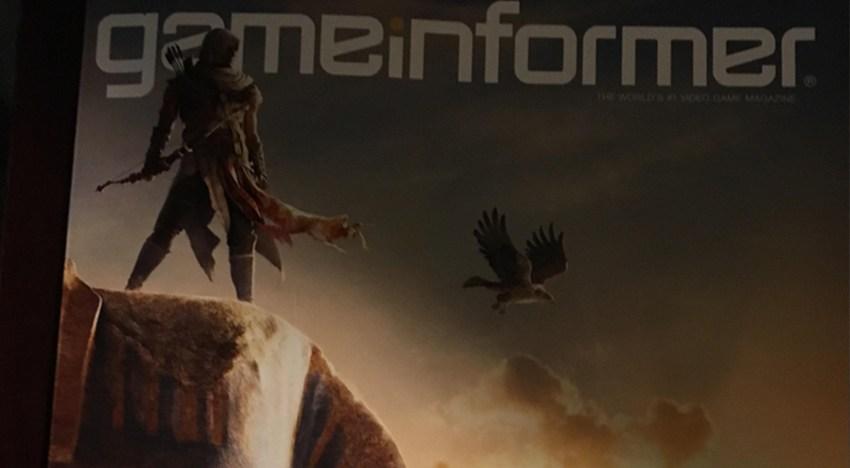 تسريب كم ضخم من المعلومات عن اسلوب القتال و عالم و معاد اصدار Assassin's Creed Origins