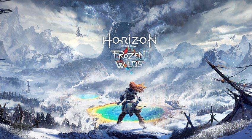 الكشف عن اضافة Horizon Zero Dawn بعنوان The Frozen Wilds خلال مؤتمر #بلايستيشن_E3