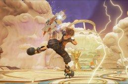 بشكل مفاجئ اصدار فيديو جيمبلاي جديد من Kingdom Hearts 3