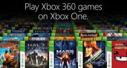 تقرير: الكثير من مستخدمي Xbox One لا يستخدموا Backward Compatibility