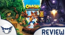 مراجعة Crash Bandicoot N.Sane Trilogy