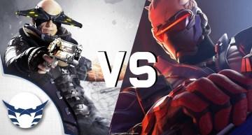 ايه الفرق بين Overwatch و Lawbreakers ؟؟